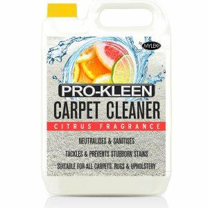 Citrus Carpet Shampoo 5L